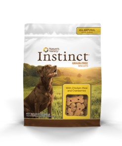 Premio Para Perro De Pollo Instinct