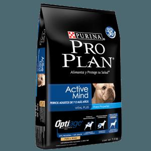 Alimento Pro Plan® Active Mind Perro Senior Raza Pequeña