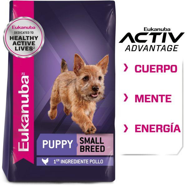 Eukanuba Puppy Razas Pequeñas 2