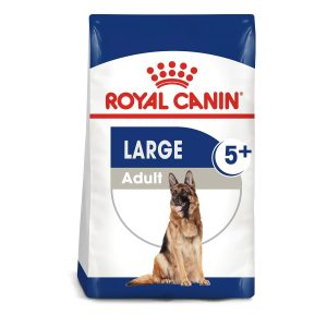 Royal Canin Adulto Razas Grandes 5+