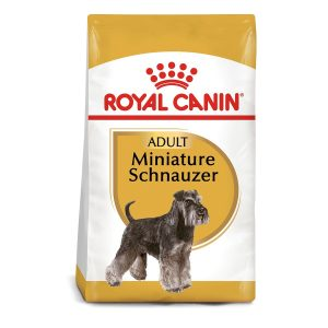 Royal Canin Schnauzer Adulto 4.5Kg