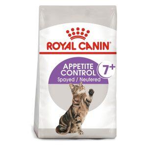 Alimento Para Gato Control Apetito Edad Avanzada Royal Canin 2.7 Kilos