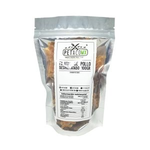 Fajitas De Pollo Deshidratado Petacomx