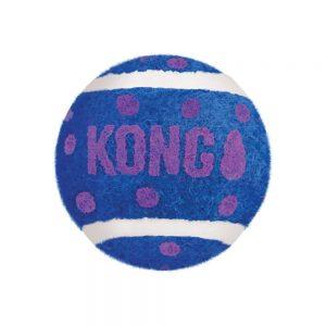 Pelota de Tennis Con Cascabel para Gato KONG