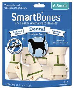 Premio Para Perro Limpieza Dental Chico 6 Huesos