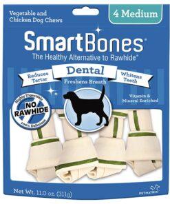 Premio Limpieza Dental Mediano 4 Piezas