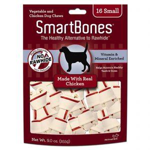 Premio Para Perro Huesos De Pollo Mini SmartBones