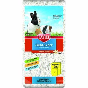 Sustrato para conejo y cuyo Super Absorbente Blanco