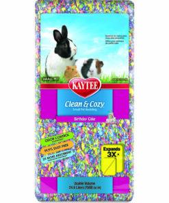 Sustrato para conejo y cuyo Super Absorbente Control de Olores Colores 2
