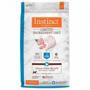 Alimento Gato Instinct Pavo