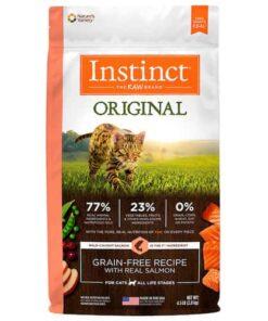 Alimento Gato Instinct Salmón