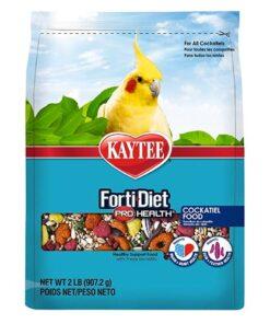 Alimento Para Cacatúas y Ninfas Kaytee 907 gramos
