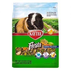 Alimento Para Cuyo Vitaminado Kaytee 1.13 Kilos