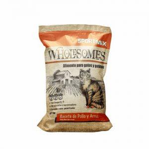 Alimento Pollo y Arroz Sportmix Wholesomes