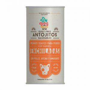Antojitos Saludables Para Perro Sabor Enchilada