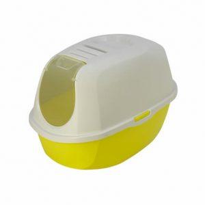 Arenero para Gato Grande Anti olores con Filtro limón