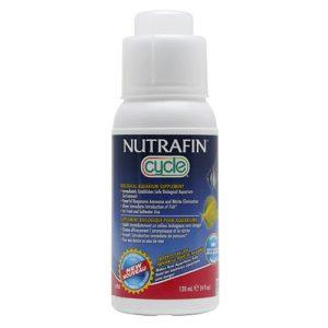 Bacteria Acuario Acondicionador Nutrafin 120 ml