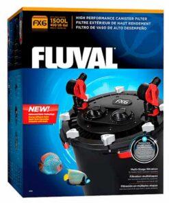 Filtro Fluval FX6 para acuarios 1500 litros