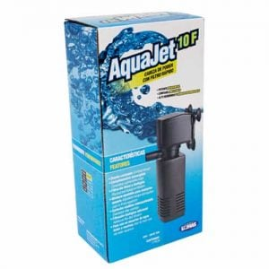 Filtro para acuario interno Aquajet 10f