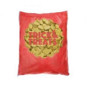 Galletas Sabor Plátano 1 kg Trick & Treats