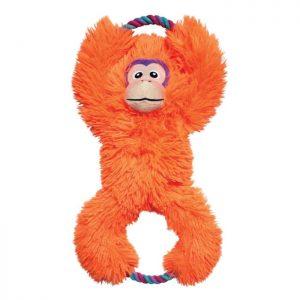 Juguete en forma de mono con soga KONG