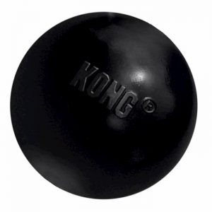 Pelota de caucho negro KONG