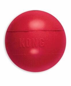 Pelota roja para perro KONG
