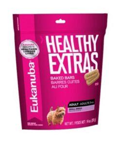Premio Para Perro Eukanuba Adulto Healthy Ext Ad R Pequeñas