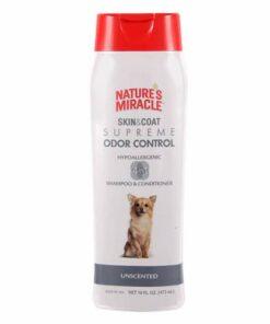 Shampoo Y Acondicionador Hipoalergénico Para Pieles Sensibles