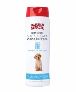 Shampoo Y Acondicionador Para Cachorros 473ml