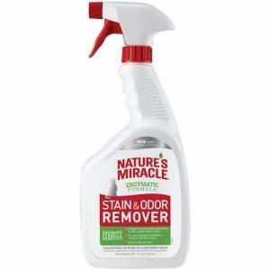 Spray Removedor Manchas Y Olores De Gato 946ml