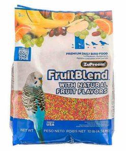 Alimento Para Periquito Australiano FruitBlend Aves 397 gramos