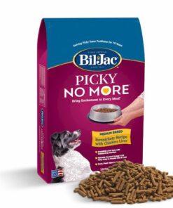 Bil-Jac Picky No More Perro Exigente Raza Mediana