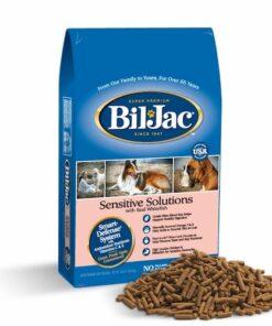 Bil-Jac Sensitive Solutions Con Pescado Blanco