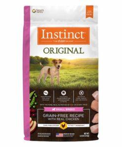 Instinct Original Pollo Alimento Para Perros De Razas Pequeñas