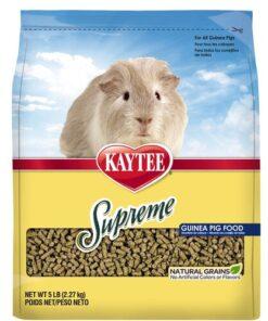 Alimento Para Cuyo Kaytee Supreme