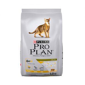 Alimento Para Gato Purina Pro Plan Control Peso 3Kg Suscripción Mensual