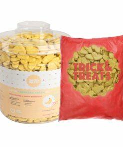Galletas Para Perro Y Contenedor Para Galletas Sabor Plátano