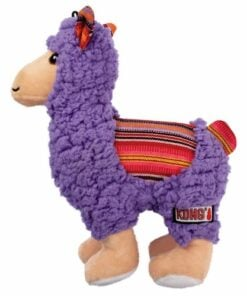 Llama de juguete para perro KONG