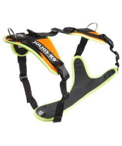 Mantrailing Harness Talla M 17 a 28 kg Naranja