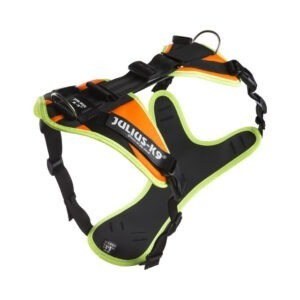 Mantrailing Harness Talla M 17 a 28 kg Naranja2