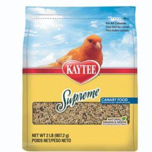 Alimento Para Canarios Vitaminado Supreme 907 gramos