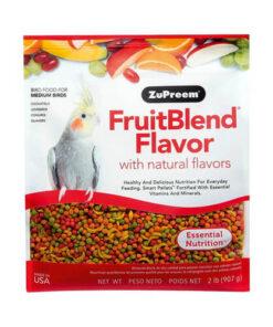 Alimento Para Ninfa FruitBlend Aves 907 gramos