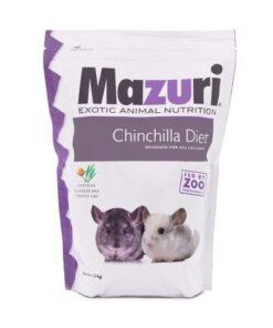 Alimento Para Chinchilla 1.3 Kilos Mazuri