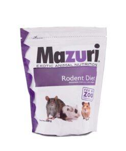 Alimento Para Hámster o Ratón 650 gramos Mazuri