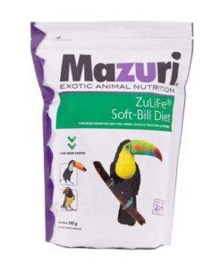 Alimento Para Tucán 550 gramos Mazuri