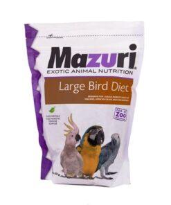 Alimento Para Grandes Aves 650 gramos Mazuri