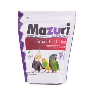 Alimento Para Pequeñas Aves 350 gramos Mazuri