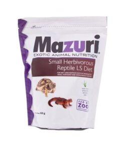 Alimento Pequeños Reptiles Herbívoros 450 gramos Mazuri