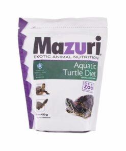 Alimento Tortuga Acuática 350 gramos Mazuri